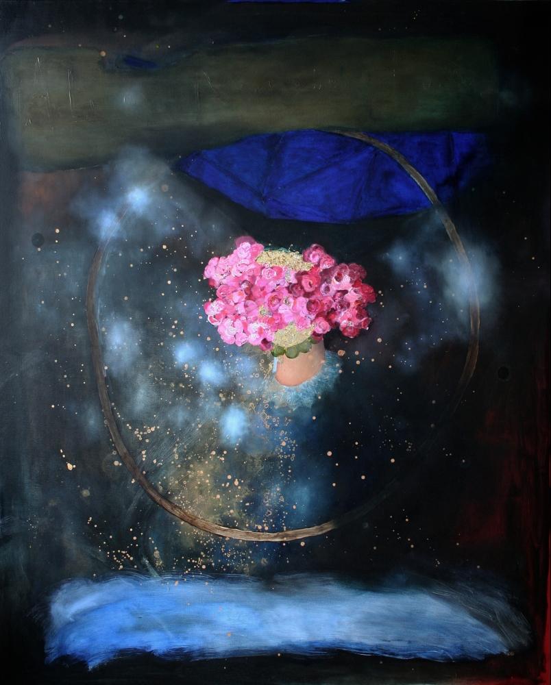 , Houston Fine Artist J Antonio Farfan is a Force To Be Reckoned With