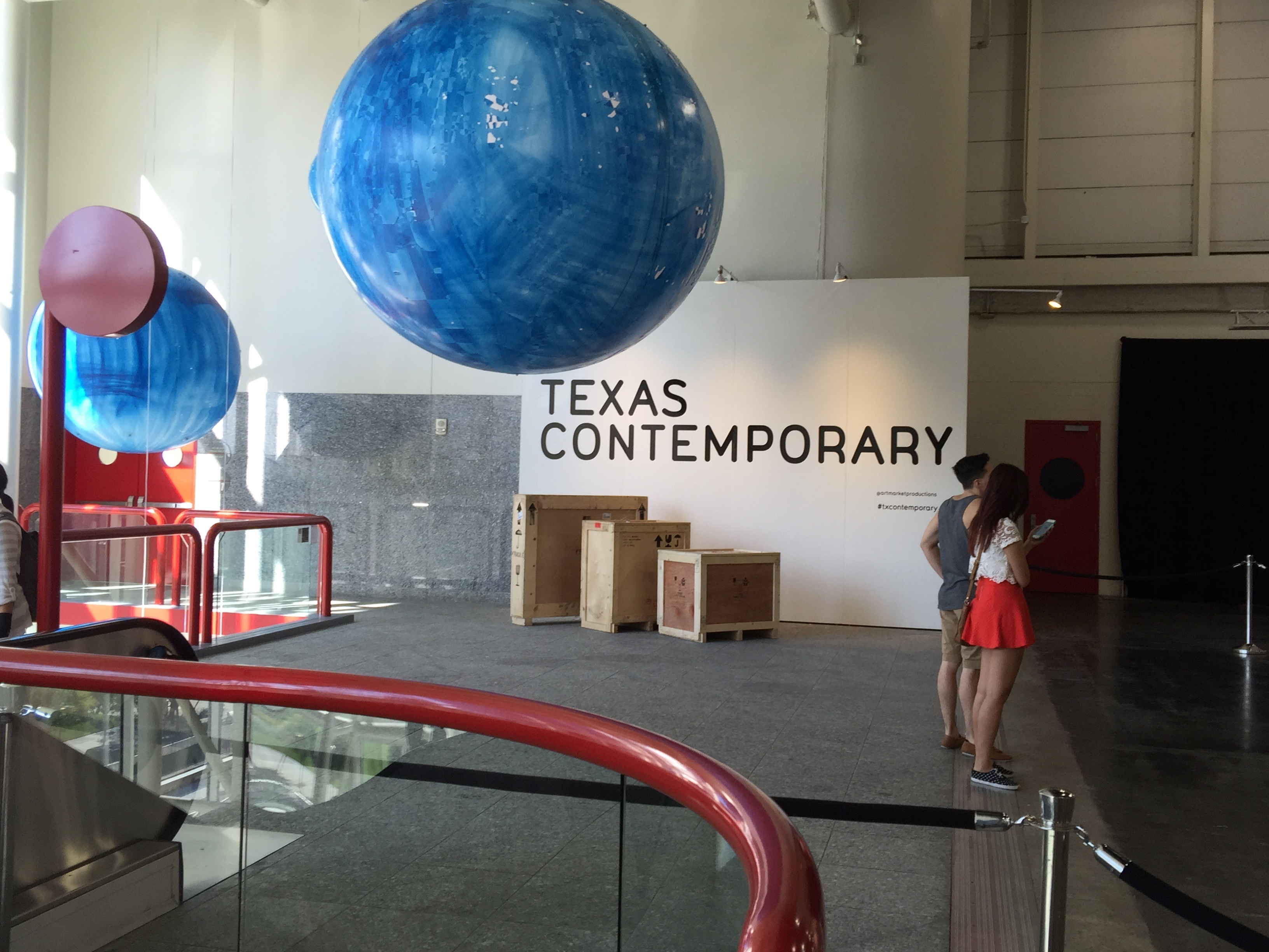 , Texas Contemporary Art Fair Review, Houston, TX  2015