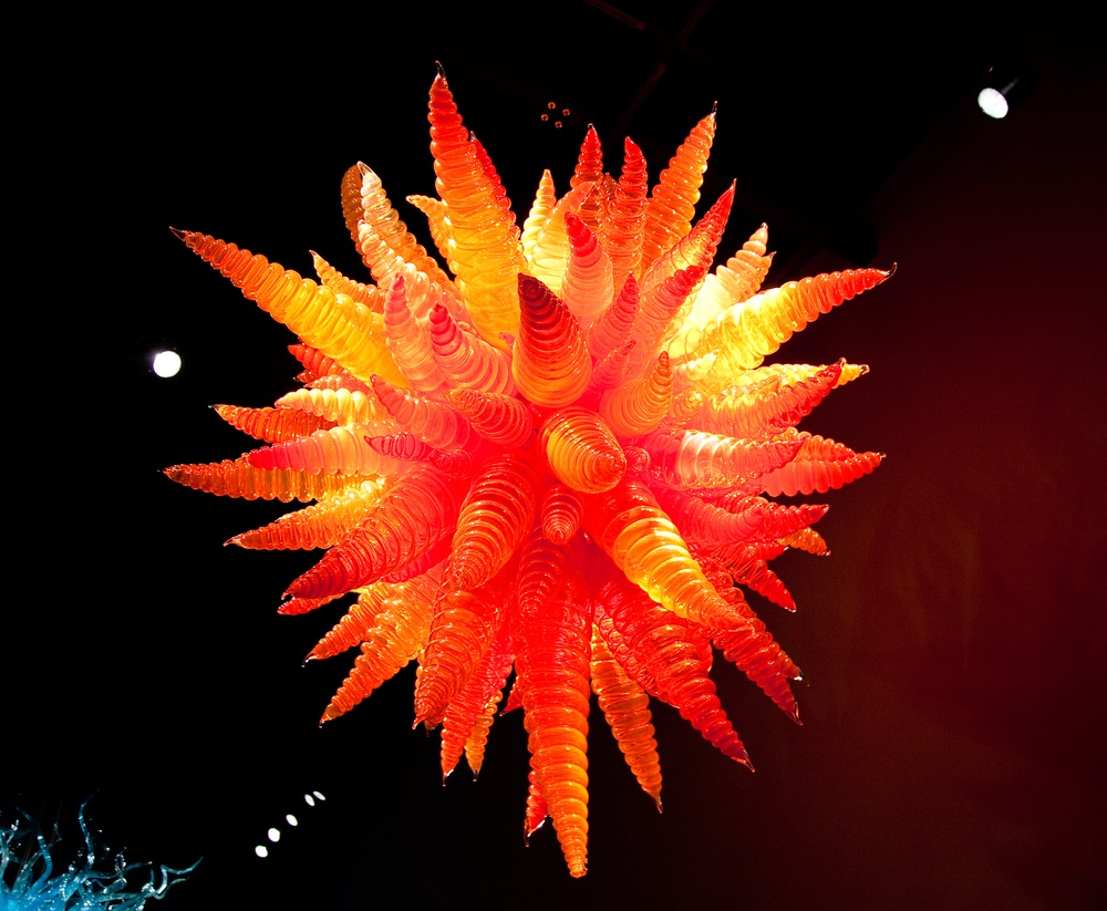 , Dale Chihuly and the Art of Blown Glass
