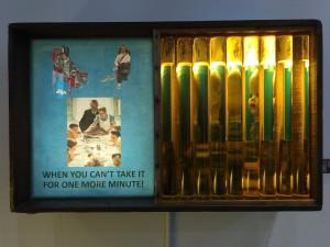 Denise Bibro Fine Art New York Head Spinner IV artist Jerry Meyer