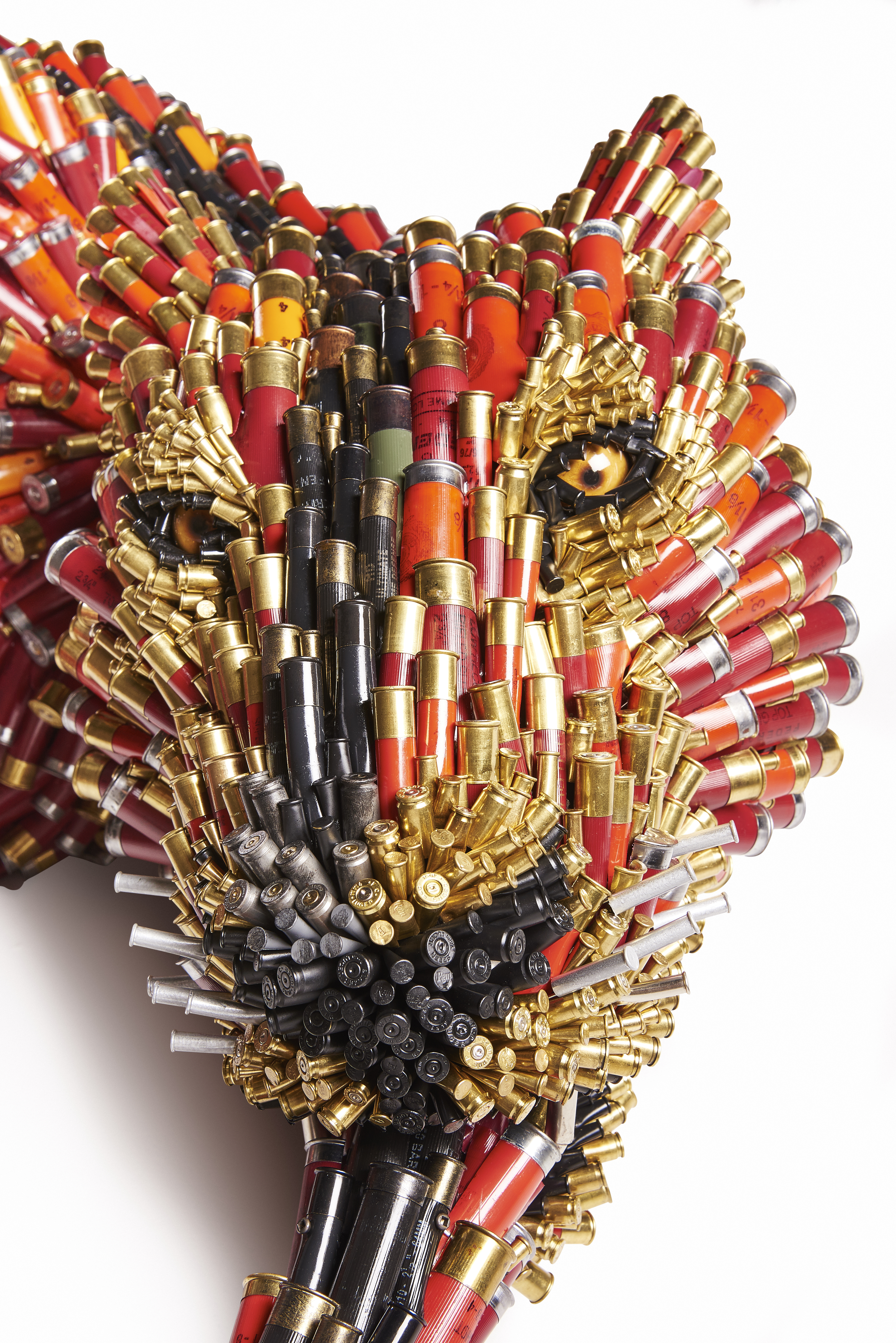 artist Federico Uribe Adelson Galleries, New York, Boston   bullet shell art, avant-garde, art, fine art, artist, gallery, art gallery, exhibit, Impressionism, Realism, Modernism