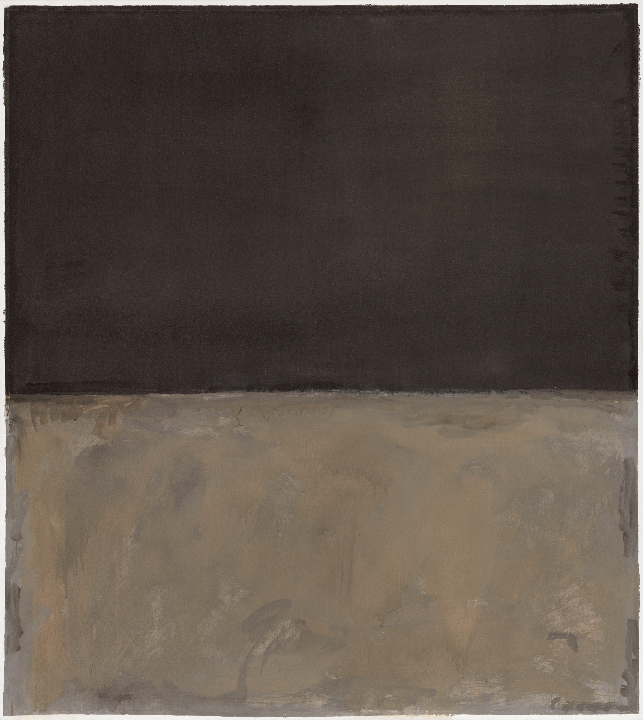 Mark Rothko, Untitled, 1969, acrylic on canvas, National Gallery of Art, Washington, Gift of The Mark Rothko Foundation, Inc. © 1998 by Kate Rothko Prizel and Christopher Rothko, courtesy Museum of Fine Arts Houston