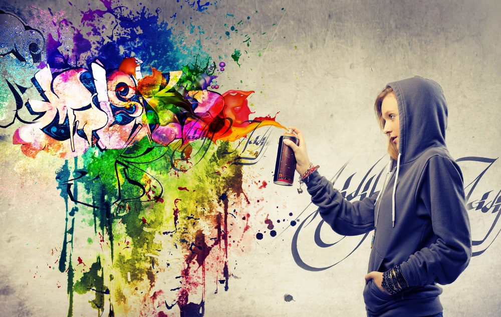 young artists, digital age, avant-garde art, 3D printing, art, internet, social