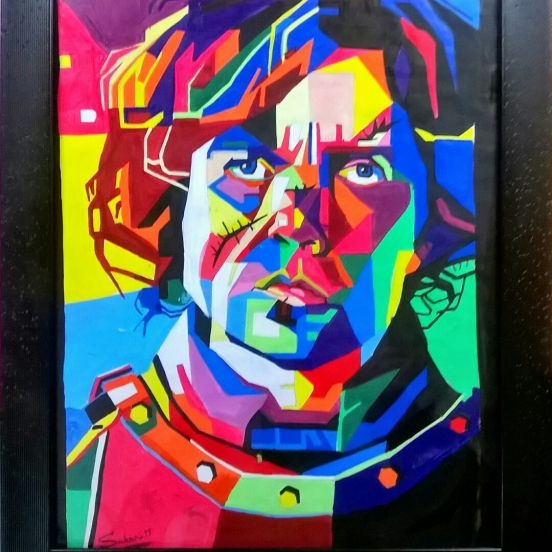 Tyrion Lannister Pop Art