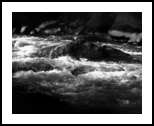 """Deschutes river rock"", Photography, Commercial Design, Landscape, Photography: Stretched Canvas Print, By Michael C C Bertsch"