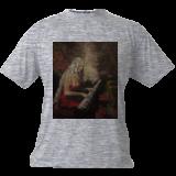 *La Pianiste*(acrylic on cardboard), Paintings, Fine Art, Portrait, Acrylic, By Victoria Trok