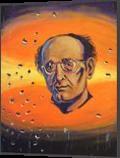 *Marc Rothco*(acrylic on canvas), Paintings, Fine Art, Portrait, Acrylic, By Victoria Trok