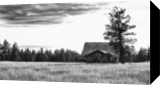 """Old Barn"", Photography, Commercial Design, Architecture, Photography: Stretched Canvas Print, By Michael C C Bertsch"