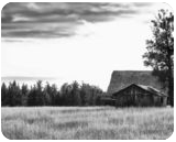 """""""Old Barn"""", Photography, Commercial Design, Architecture, Photography: Stretched Canvas Print, By Michael C C Bertsch"""