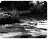 """""""River with rapids"""", Photography, Commercial Design, Landscape, Photography: Stretched Canvas Print, By Michael C C Bertsch"""