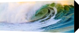 """""""Rolling Emerald"""" Limited Edition, Photography, Fine Art, Seascape, Acrylic,Digital,Photography: Premium Print, By Chris Kay"""