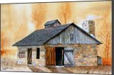 """Smitty at Newlin"", Paintings, Realism, Historical, Painting, By William Clark"