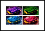 """"""" The Grilled Cheese Sandwiches """", Photography, Pop Art, Decorative, Photography: Stretched Canvas Print, By Michael C C Bertsch"""