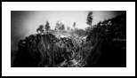 """""""Tumalo Cliff"""", Photography, Commercial Design, Landscape, Photography: Stretched Canvas Print, By Michael C C Bertsch"""