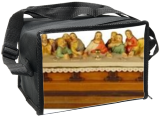 Last Supper, Carvings, Impressionism, Opticality, Romanticism, Historical, Wood, By Beniamino Grossrubatscher