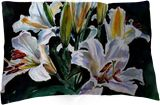 Lily from my garden II, Paintings, Impressionism, Floral, Watercolor, By Kovacs Anna Brigitta