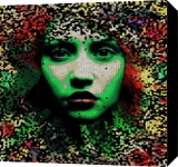 Mosaic, Digital Art / Computer Art, Abstract, People, Digital, By Andi Williams