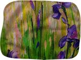 Irises, Paintings, Impressionism, Botanical, Canvas, By Olha   Vyacheslavovna Darchuk