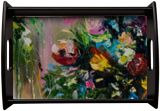 Bouquet of wild flowers, Paintings, Impressionism, Botanical, Floral, Still Life, Oil, By Liubov Kuptsova