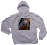 Men's Vapor Appareal Performance Hoodie Long Sleeve Sweatshirt - white