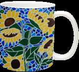 4d25734ba04bee Sunflower Saturday - Metal Print · Coffee Mug