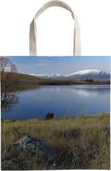 Lake McGregor 14, Photography, Photorealism, Landscape, Canvas, Digital, Photography: Metal Print, Photography: Photographic Print, Photography: Premium Print, Photography: Stretched Canvas Print, By Ernest Wong