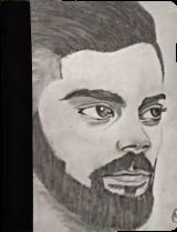 Viratkohli Drawings Sketch By Naveen Kumar Artist Com