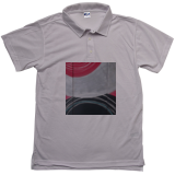 Men's Vapor Apparel Solar Performance Polo T-Shirt - White