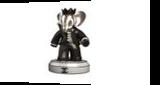 26208 $  Babolex Chanel Sculpture Bronze, Sculpture, Fine Art, Animals, Bronze, By vincent faudemer
