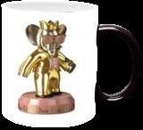 30420 $ Babolex Dior Gold Sculpture Bronze, Sculpture, Fine Art, Animals, Bronze, By vincent faudemer