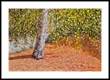 Fall, Paintings, Fine Art, Impressionism, Realism, Landscape, Nature, Oil, Wood, By Dejan Trajkovic