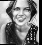 3d portrait, Drawings / Sketch, Realism, 3-D, Oil, By Stefan Pabst