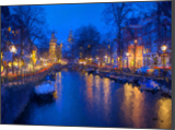 Amsterdam, Paintings, Impressionism, Nature, Oil, Painting, By Angelo