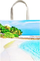 Maldives,crystal Clear Water, Paintings, Fine Art, Landscape, Watercolor, By Angelo
