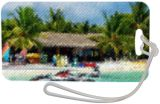 Travel Luggage Tag (Fiber Reinforced Plastic)