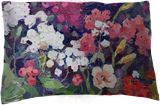 PHLOX GAMBIT, Paintings, Fine Art, Impressionism, Realism, Nature, Canvas, By Anastasiia Grygorieva