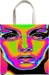 Pop Art Fashion, Digital Art / Computer Art, Commercial Design, Hallucinogens, Pop Art, Fantasy, Figurative, People, Portrait, Digital, By Matthew Lacey