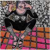 Artists from Israel artist woman jewish painter autentic paintings Mirit Ben-Nun, Paintings, Pop Art, People, Ink, By Mirit Ben-Nun