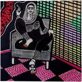 Artists from Israel authentic artist paintings and drawings Mirit Ben-Nun, Paintings, Pop Art, People, Ink, By Mirit Ben-Nun