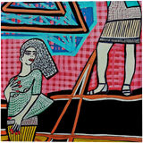 New paintings from Israel by Mirit Ben-Nun, Paintings, Pop Art, People, Ink, By Mirit Ben-Nun