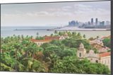 Olinda and Recife Cityscape Aerial View, Photography, Realism, Landscape, Photography: Photographic Print, By Daniel Ferreira Leites