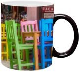 Colorful chairs, Photography, Expressionism, Impressionism, Modernism, Photorealism, Realism, Composition, Decorative, Documentary, Furniture, Historical, Multicultural / Ethnic, Still Life, Photography: Photographic Print, Photography: Premium Print, Photography: Stretched Canvas Print, By Christopher William Adach