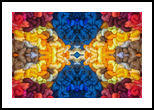 Colourful abstraction No.1, Photography, Abstract, Expressionism, Impressionism, Modernism, Opticality, Pop Art, 3-D, Art Brut, Composition, Conceptual, Decorative, Floral, Mirrors, Photography: Photographic Print, Photography: Premium Print, Photography: Stretched Canvas Print, By Christopher William Adach