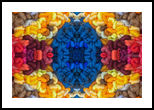 Colourful abstraction No.3, Photography, Abstract, Expressionism, Impressionism, Modernism, Opticality, Pop Art, Surrealism, 3-D, Avant-Garde, Composition, Conceptual, Decorative, Floral, Mirrors, Photography: Photographic Print, Photography: Premium Print, Photography: Stretched Canvas Print, By Christopher William Adach