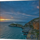 South Stack, Photography, Expressionism, Fine Art, Impressionism, Minimalism, Modernism, Realism, Romanticism, Botanical, Celestial / Space, Cityscape, Composition, Documentary, Environmental art, Land Art, Landscape, Nature, Seascape, Wildlife, Window on the World, Photography: Photographic Print, Photography: Premium Print, Photography: Stretched Canvas Print, By Christopher William Adach