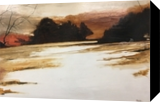 Another storm coming/Hiding in plain sight, Paintings, Impressionism, Landscape, Oil, By Stephen Keller