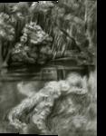 Marlot - 18-02-16, Drawings / Sketch, Fine Art,Realism,Surrealism, Anatomy,Animals,Landscape,Nudes, Pencil, By Corne Akkers