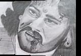 PrabhaasArt, Drawings / Sketch, Realism, Portrait, Pencil, By Naveen Kumar