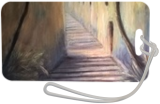 Stairs, Paintings, Fine Art,Impressionism, Cityscape,Landscape, Oil, By Angela Suto