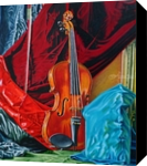 Still nature with violin and bow, Paintings, Fine Art,Photorealism,Realism,Romanticism, Music,Still Life, Canvas,Oil,Painting, By Julian Arsenie